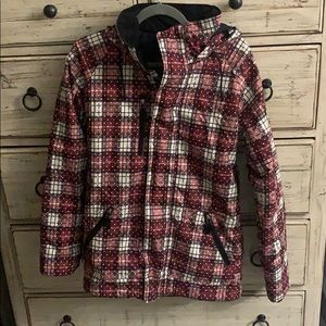Burton snowbird jacket -limited edition